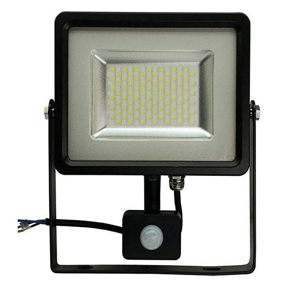 projecteur-20w-sensor-noir