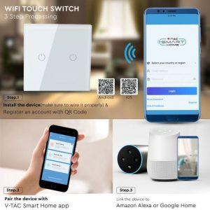 wifi alexa google home